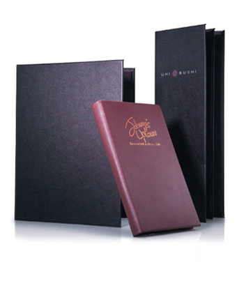 Cheap Wholesale Menu Covers For Restaurants Illuminated